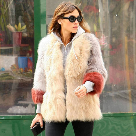 Fantastic Furs: 12 Coats to Keep You Warm | Fur Fashion | Scoop.it