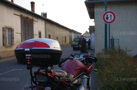 / Cormoranche-sur-Saône : un motard percute un véhicule - Le Progrès | Accident deux roues motorisés | Scoop.it