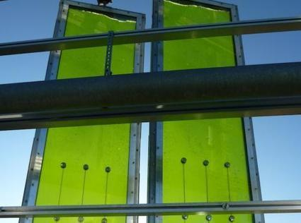 First Algae Powered Building Goes Up In Hamburg | Biomimicry | Scoop.it