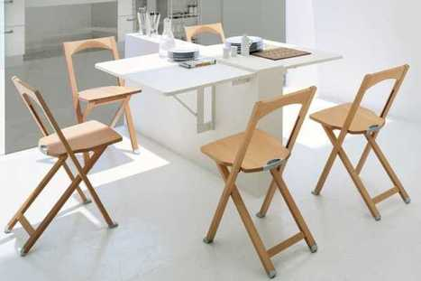 Folding Tables And Chairs: Perfect Furniture That Occupy Less Space | Cheap Folding Tables | Scoop.it