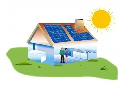 How to Place Solar Panels at Home?   Villas, Apartments and Flats   Scoop.it