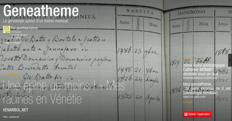 #Geneaveille #Geneatheme : Deux nouveaux magazines de généalogie ~ La Gazette des Ancêtres   Nos Racines   Scoop.it