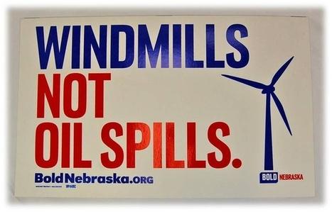 Windmills Not Oil Spills | Sustainable ⊜ Smart Path | Scoop.it