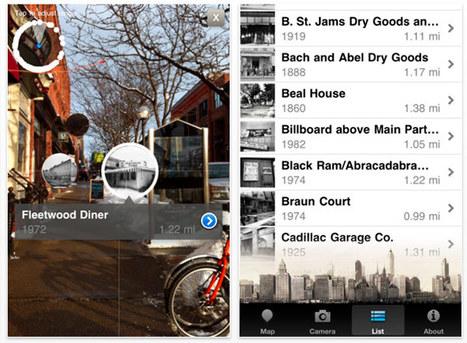Zeitreise als Augmented Reality « KULTURTECHNO | Augmented Reality und Spiele | Scoop.it