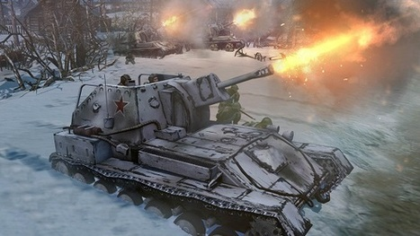 Company of Heroes 2: Theater of War Hands-On: Launch the Blitzkrieg! - Game Front | World War II | Scoop.it