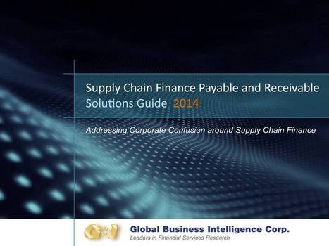 So You Need a Supply Chain Finance Platform - Spend Matters | Supply Chain Finance | Scoop.it