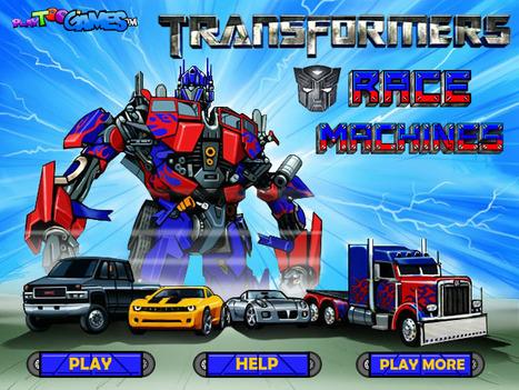 Transformers Race Machines | cartoon mini | Scoop.it