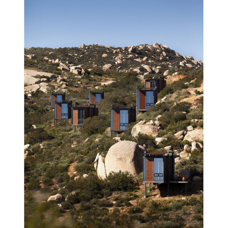 Hotel Endémico. Sustainable holiday experience. - Livegreen Blog | What Surrounds You | Scoop.it