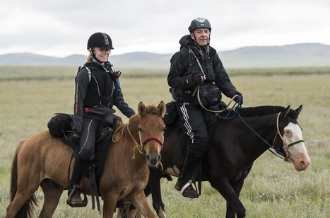 PHOTOS: Days 2 & 3 of the Mongol Derby | Horse Racing News | Scoop.it