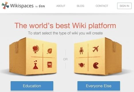 3 outils et services pour créer des wikis - Les Outils Collaboratifs | E learning et motivation | Scoop.it