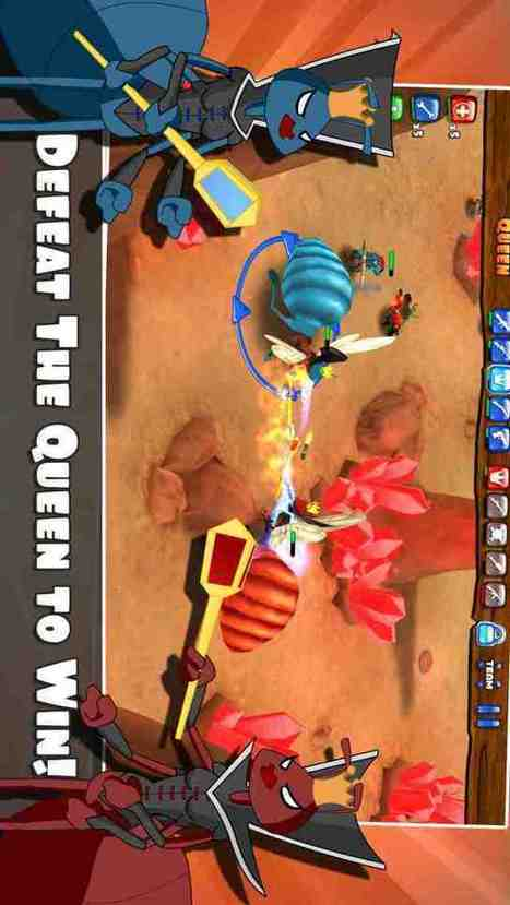 New iPhone Game App - Army Antz | Do's and Dont's of Mobile App Marketing | Scoop.it