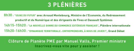 Planète PME : le salon des PME et dirigeants d'entreprises | Passion Entreprendre | Scoop.it