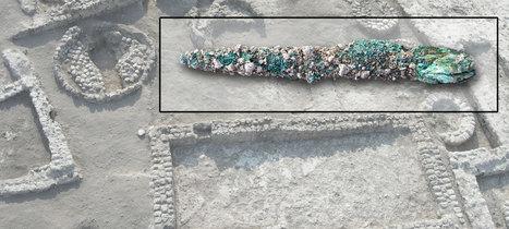 ISRAEL : Burial reveals complex origins of metallurgy | World Neolithic | Scoop.it