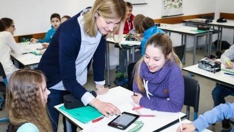 Bildung: Lernen digital: Eine Schule als Vorbild | shz.de | E-Learning - Lernen mit digitalen Medien | Scoop.it