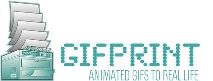 Gifprint - Convert Animated Gifs to Printable Flipbooks   Tech   Scoop.it