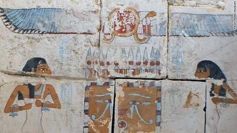 Pharaoh's tomb sheds light on shadowy Egyptian dynasty | Ancient Leadership | Scoop.it