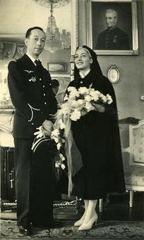 Degrés de parenté: Un mariage sous l'uniforme | Mémoire vive - Coté scoop.it | Scoop.it