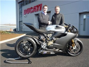 VisorDown | This is what a Ducati 1199RS looks like | Ductalk | Scoop.it