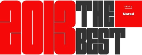 Brand New: The Best and Worst Identities of 2013, Part 3: The Best Noted | tendancesAtester | Scoop.it