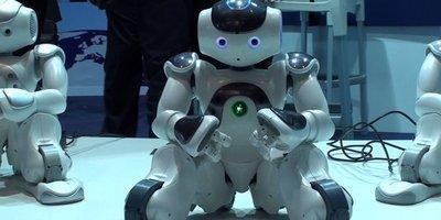 Un robot prépare un examen d'entrée à l'université   Agoria's technology review   Scoop.it