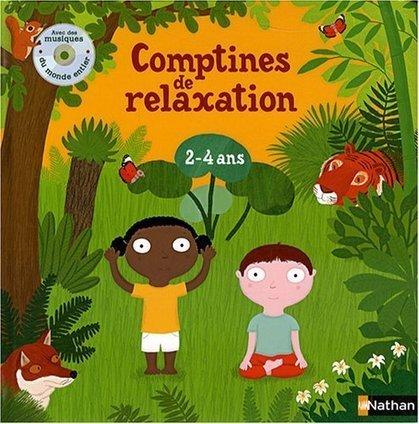 A la découverte d'un livre : comptine de relaxation | Révélez la Femme cachée derrière les kilos en trop | Scoop.it