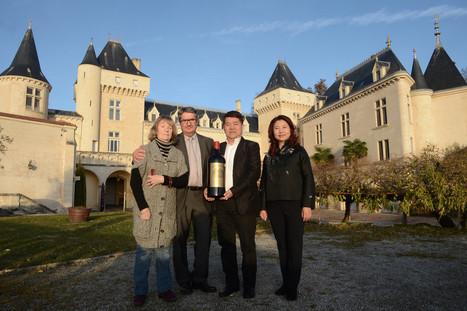 Crash d'hélicoptère : le milliardaire chinois Lam Kok aimait le thé et ... - TF1 | Ma Cave En France | Scoop.it