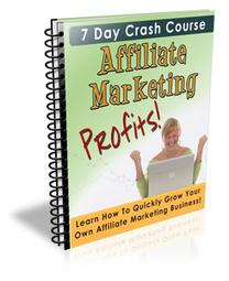 Affiliate Marketing Profits Crash Course | E-learn tools | Scoop.it