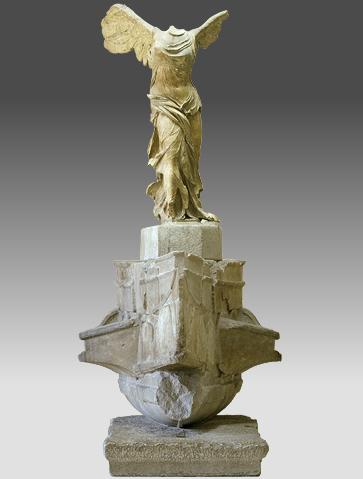 A closer look at the Victory of Samothrace   Musée du Louvre   Atticus   Scoop.it