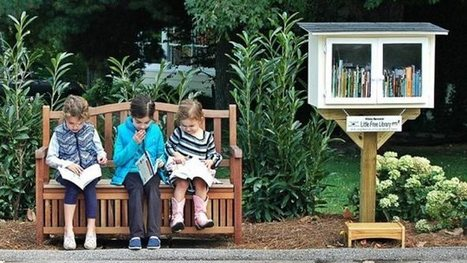 Le Conseil de la culture de la Gaspésie veut nous donner le goût de la lecture | ICI.Radio-Canada.ca | Littérature | Scoop.it