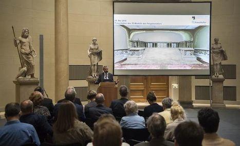 El famoso altar del museo Pérgamo de Berlín, ahora en 3D | LVDVS CHIRONIS 3.0 | Scoop.it