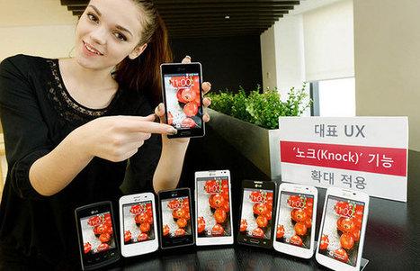 LG ال جي تميز هاتفها G2 بميزة جديدة | ITEgy | Scoop.it
