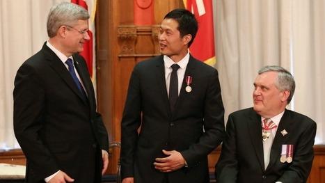 3 prominent Canadians reject Diamond Jubilee medals - Politics - CBC News   AboriginalLinks LiensAutochtones   Scoop.it