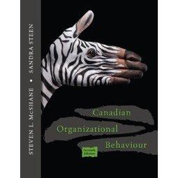 Testbank for Canadian Organizational Behaviour 7th Edition McShane ISBN 0070979898 9780070979895 | Test Bank Online | Stuff | Scoop.it