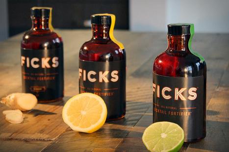 Fortifiant à cocktail Ficks - NEO-SAPIENS.FR - L'art de la sélection de produits | TENDANCES HOMME | Scoop.it