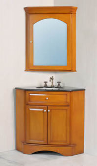 Small 28 inch Single Sink Vanity With Black Galaxy Granite Top and Bonus Mirror (Marcia ), #BRVA_ST_GM_6122_28   Kitchen Online: Double Bowl Copper Kitchen Sinks  Copper Kitchen Sinks  Copper Kitchen Sink Texas   Scoop.it