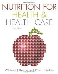 Test Bank For » Test Bank for Nutrition for Health and Healthcare, 5th Edition : DeBruyne Download   Health & Nutrition Test Bank   Scoop.it