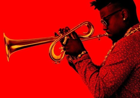 ALBUM. Christian Scott - Stretch Music — | Musical Freedom | Scoop.it