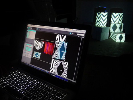 [Feb 23/24] Projection Mapping 1.0 For Beginners   Harvestworks Digital Media Arts Center   Augmented Reality  - Augmented Advertising   Scoop.it