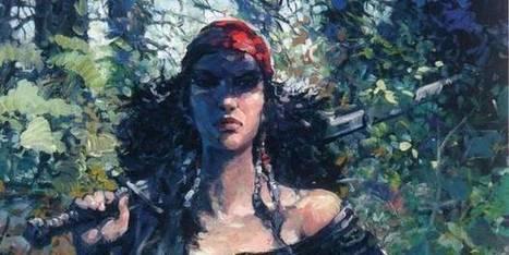 Le talent fou de Grzegorz Rosinski - lalibre.be   Heroic fantasy   Scoop.it
