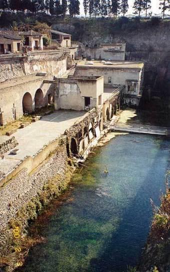 Herculaneum, Saving the Site | pompeii and herculaneum | Scoop.it