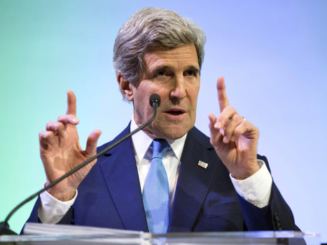 Kerry Warns Indonesia: Climate Change Threatens 'Entire Way Of Life'   Sustain Our Earth   Scoop.it