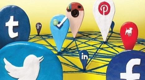 Comment choisir les bons réseaux sociaux pour votre commerce | SIVVA | Scoop.it