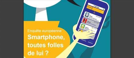 Le mobile et les femmes : utilisations et tendances | Secteur des médias & Technologies | Scoop.it