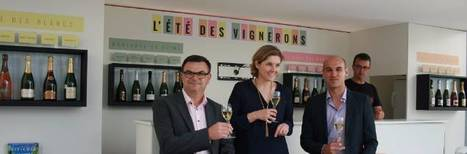 Les jeunes vignerons animent l'Avenue Champagne | TRADCONSULTING 4 YOU | Scoop.it