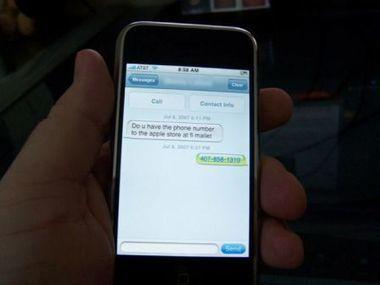 Une faille dans les SMS sur iPhone ? | Sécurité de l'informatique | Scoop.it