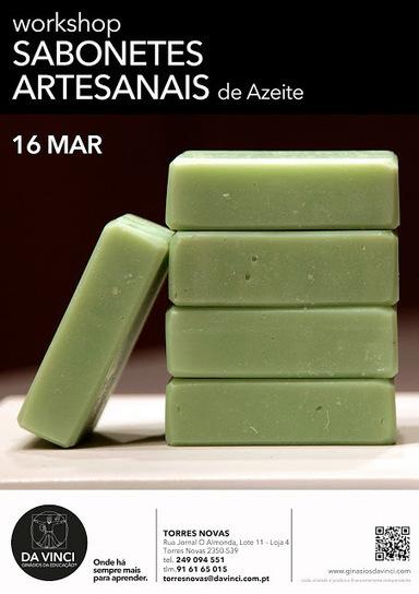 Workshop Sabonetes Azeite - Ginásio da Educação Da Vinci ... | ouro líquido | Scoop.it