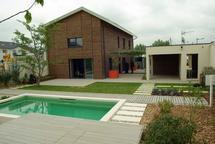 Les maisons passives, le vent en poupe ! | Constructions écologiques et durables | Scoop.it