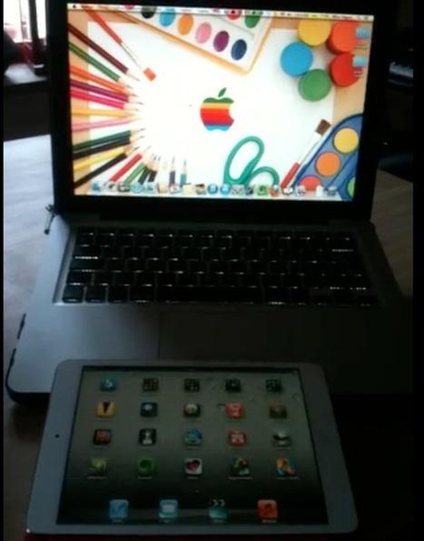 Comment se servir de son iPad comme TBI | Innovations pédagogiques numériques | Scoop.it