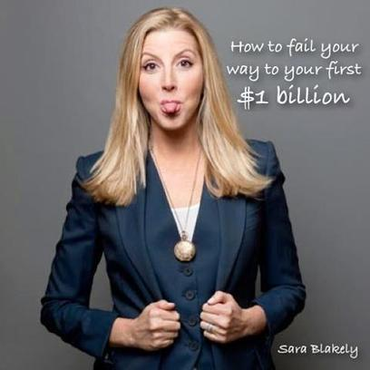 Advice From The Youngest Self-Made Female Billionaire in History | Business Brainpower with the Human Touch | Scoop.it