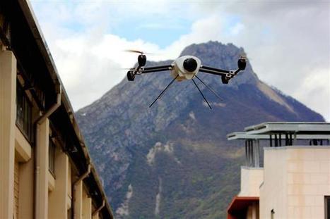 Grenoble | Vol (de secours) au-dessus d'une avalanche | montagne | Scoop.it